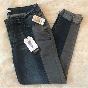 NWT Kensie Effortless Ankle Jeans